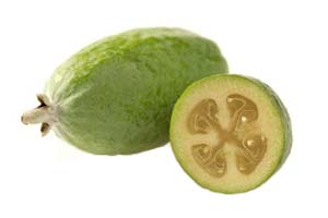 Getrocknete Guave