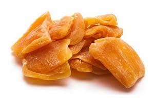 Getrocknete Jackfrucht