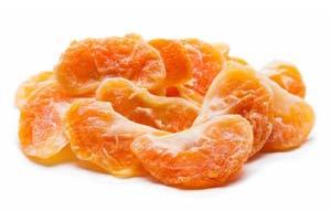 Getrocknete Mandarine